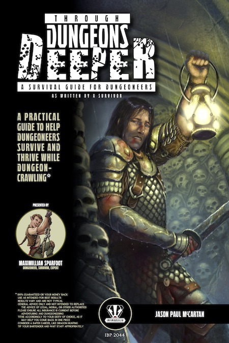 Through Dungeons Deeper cover
